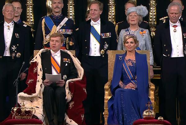 Inhuldiging Zijne Majesteit de Koning Willem-Alexander